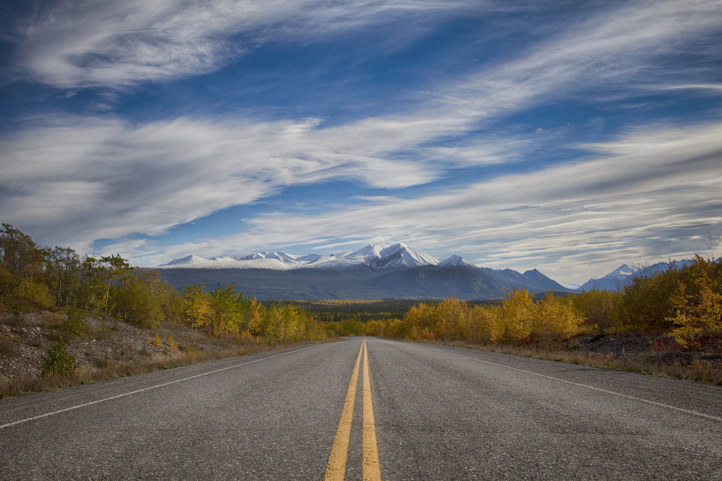 Yukon Territory - Across the Blue Planet
