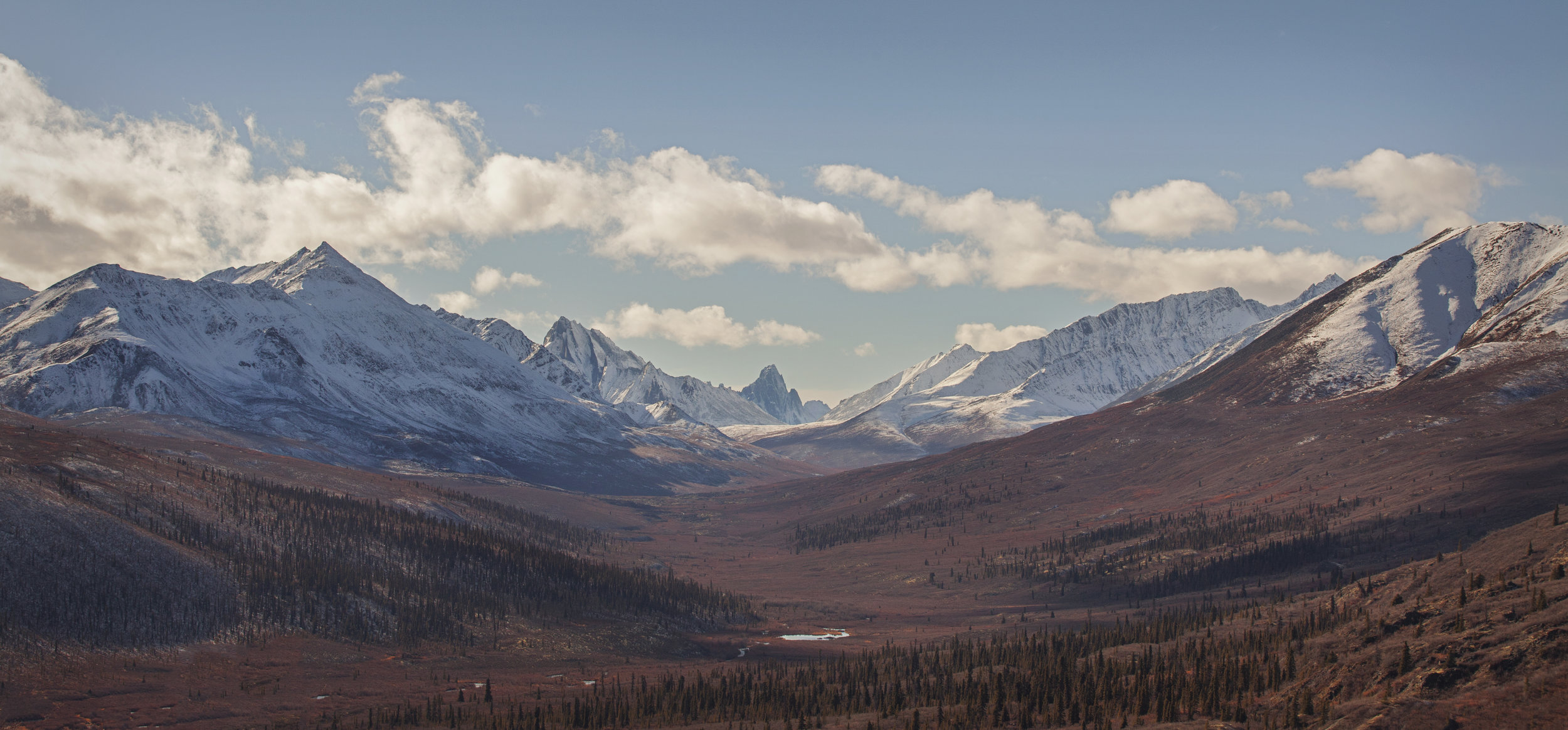 tombstone territorial park - across the blue planet