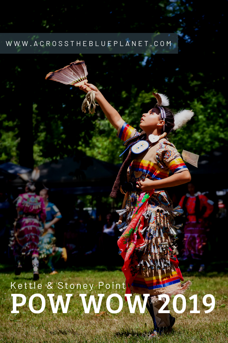 Kettle Point Pow Wow - Across the Blue Planet