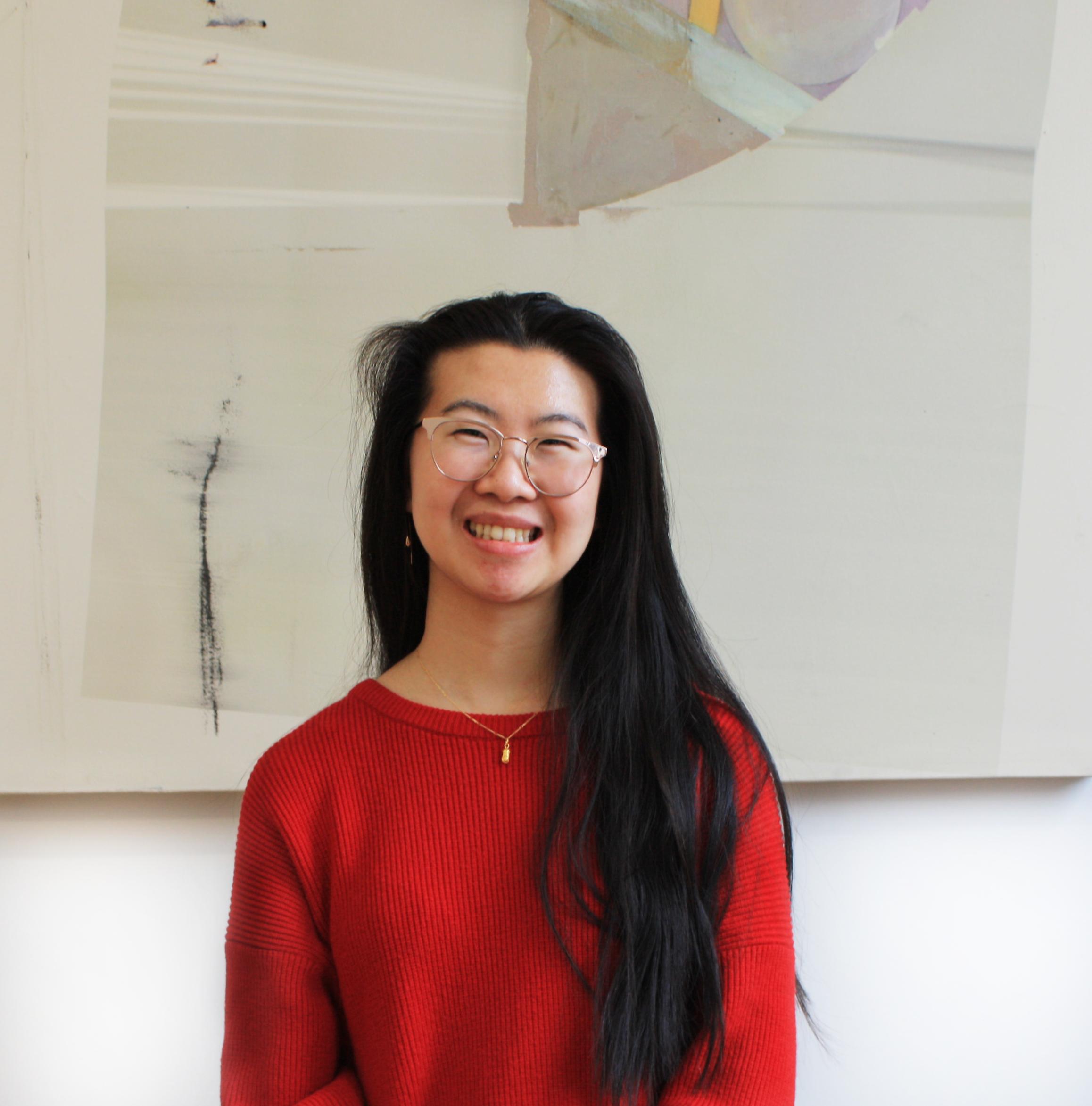 Bynn Shen, Spring Intern 2019