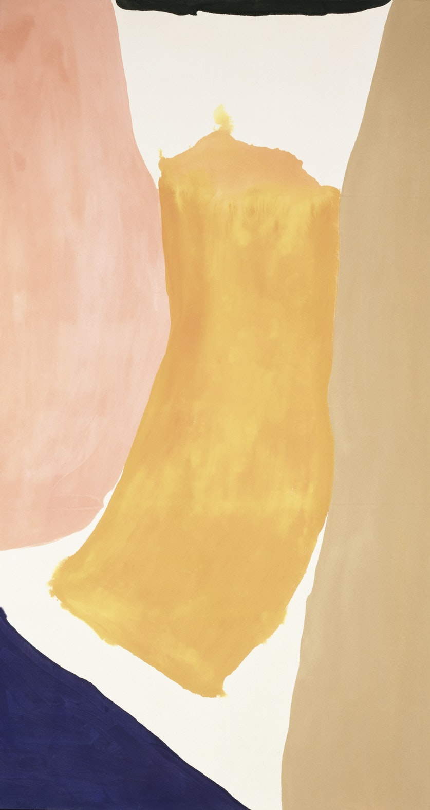 Helen Frankenthaler,  Alloy , acrylic on canvas, 1967