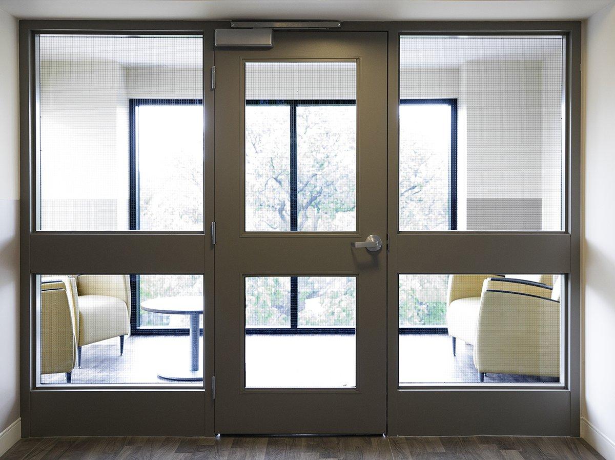 Hollow Metal Doors and Frames