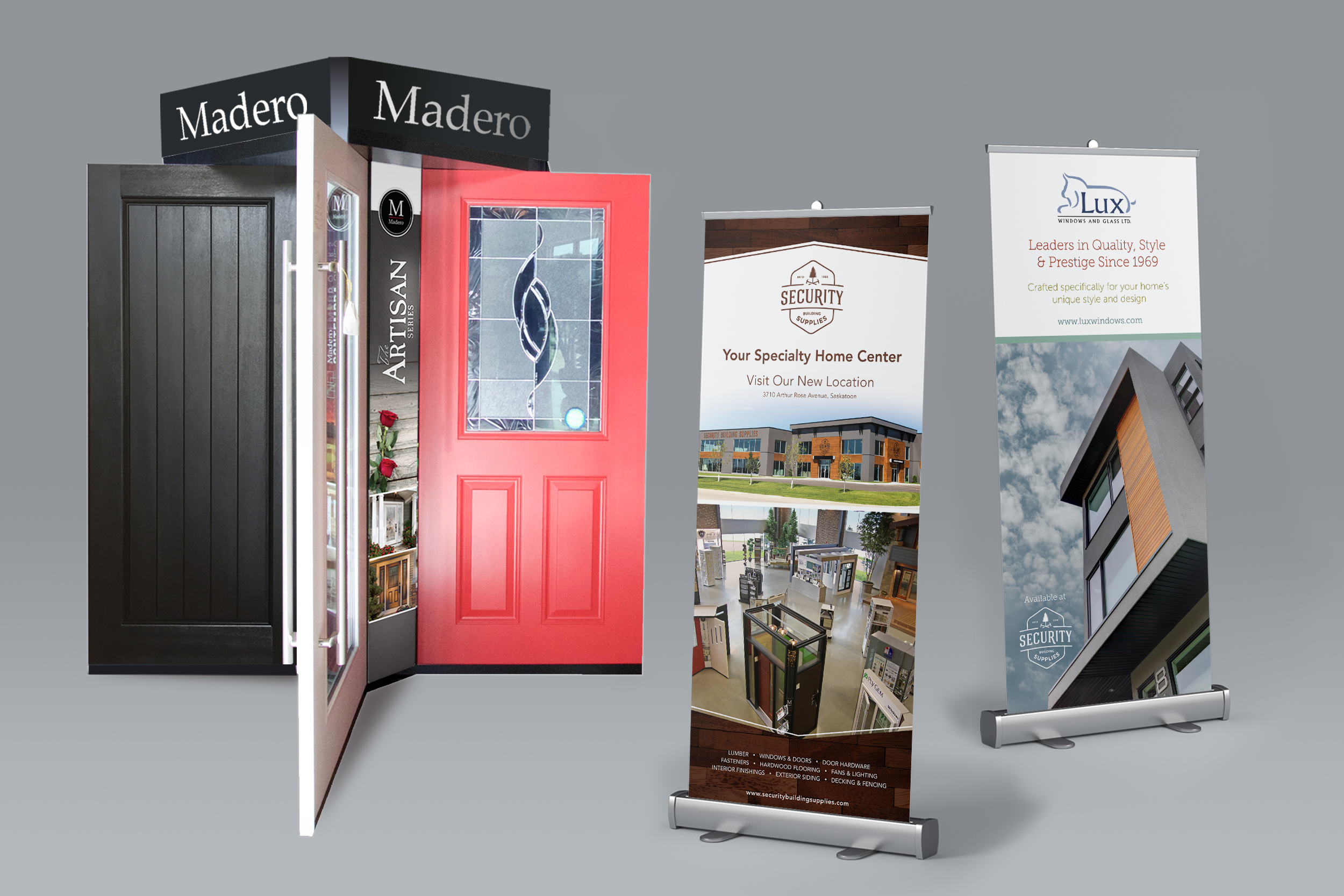 Signage and Displays