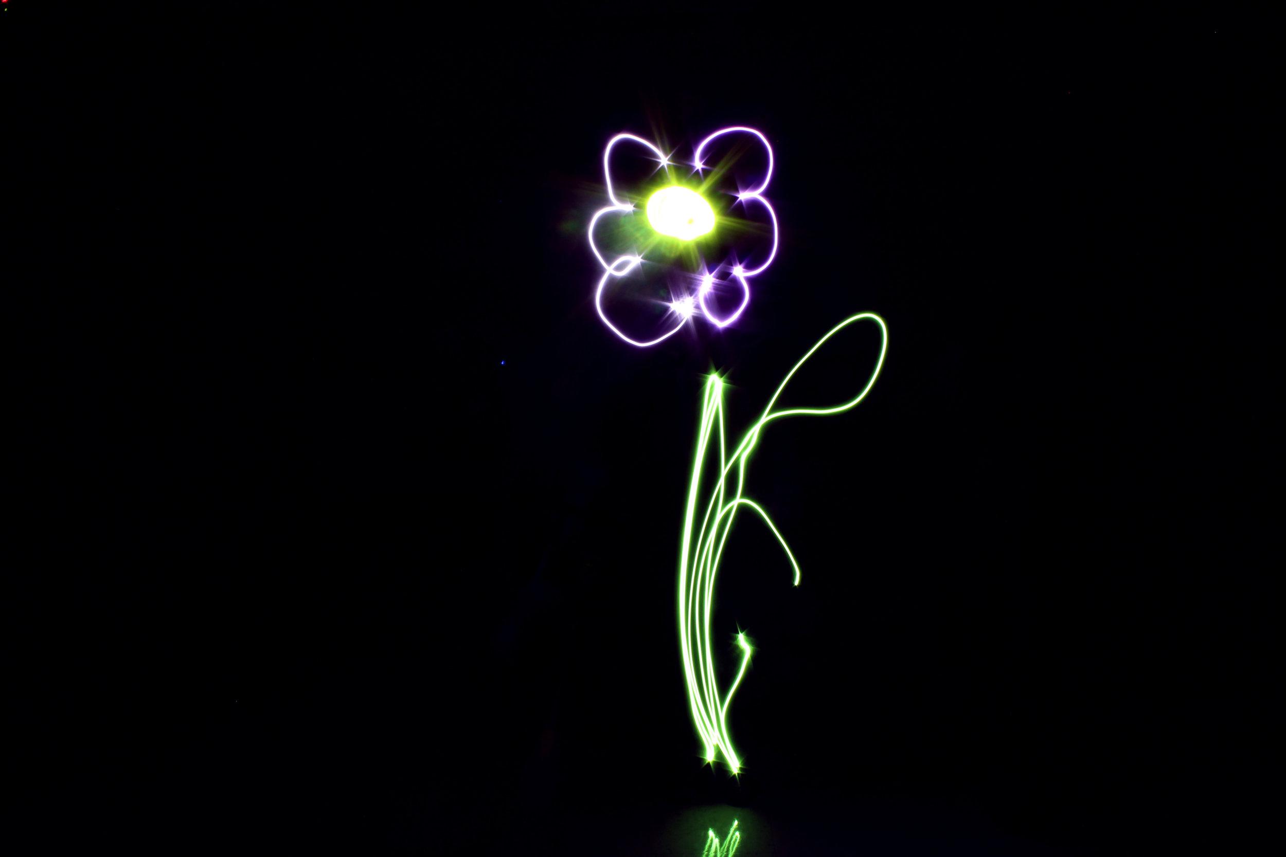 preethi melissa alex al paiting with light.jpg