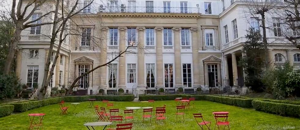 HôTEL DE GALLIFFET — INSTITUT CULTUREL ITALIEN À PARIS