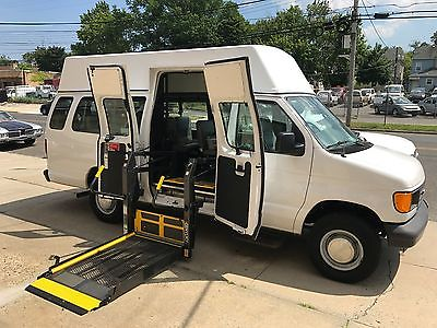 Our New NMT Van w/ wheelchair accessibility