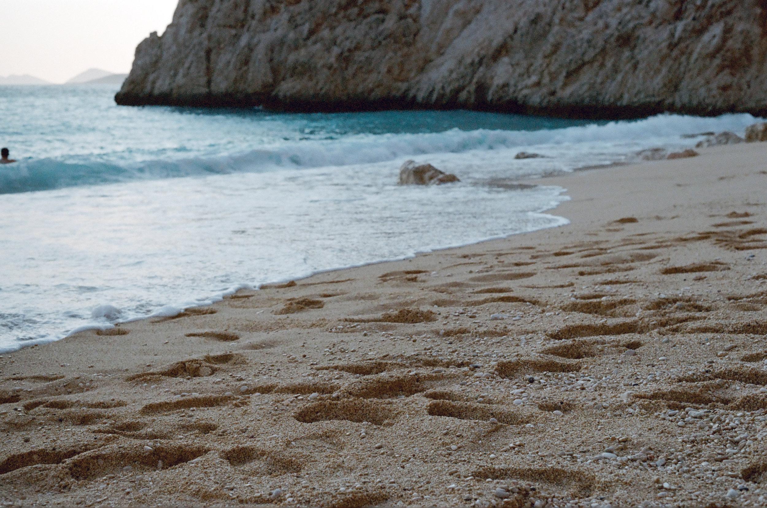 Kaputas Beach Turkey