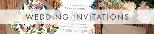 Floribunda Invitation - vintage floral wedding stationery suite uk - Hawthorne and Ivory