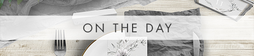 Grey Dust On The Day - hand drawn flowers illustrated floral wedding wedding stationery suite uk - Hawthorne and Ivory
