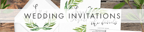 Olive Branch Invitations - greenery watercolour leaf greek wedding wedding stationery suite uk - Hawthorne and Ivory