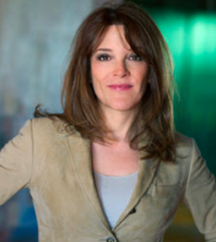 Marianne Williamson: kick-ass spiritual lady AND normal human being