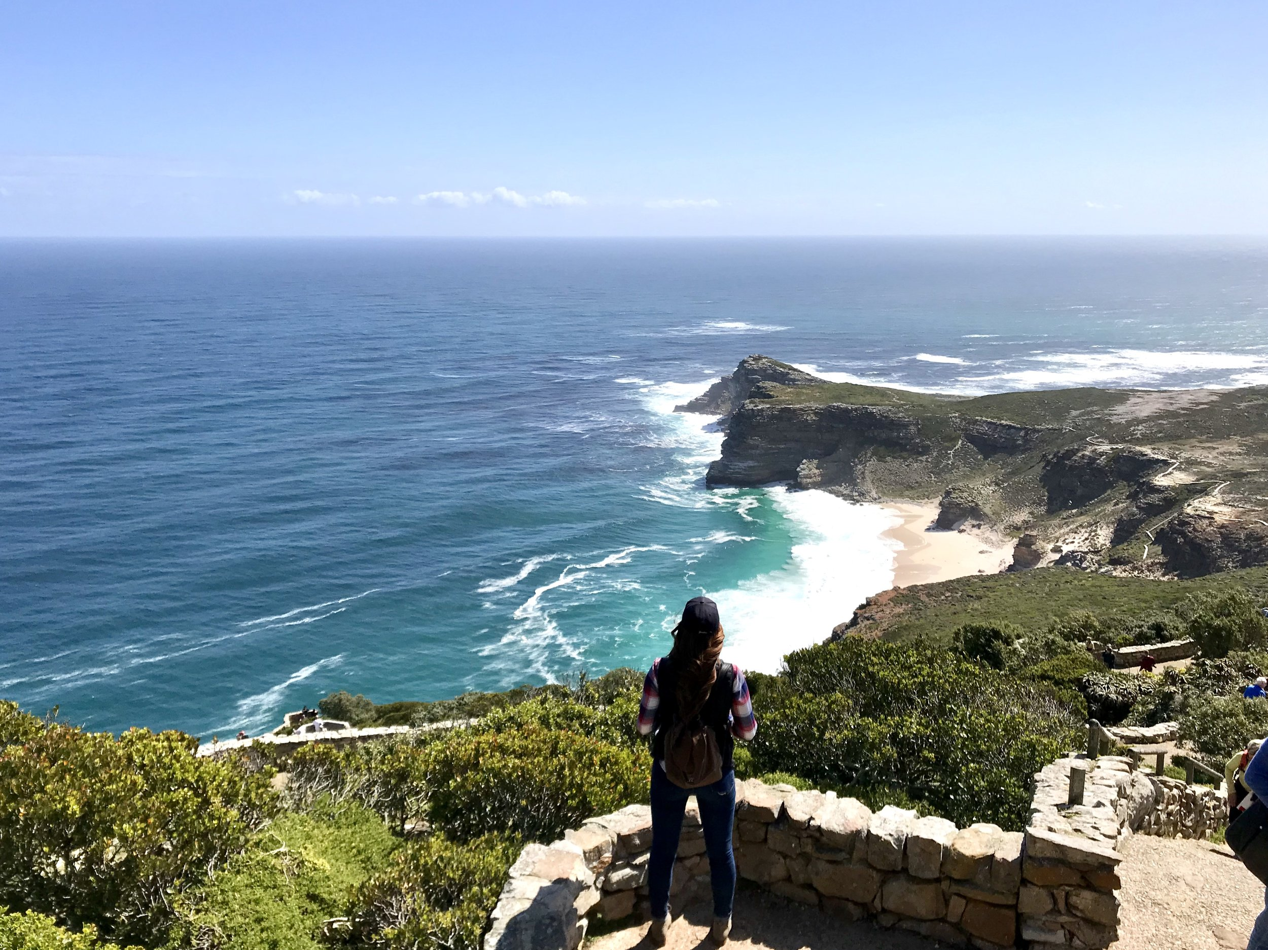 Cape Point overlooking Diaz Beach