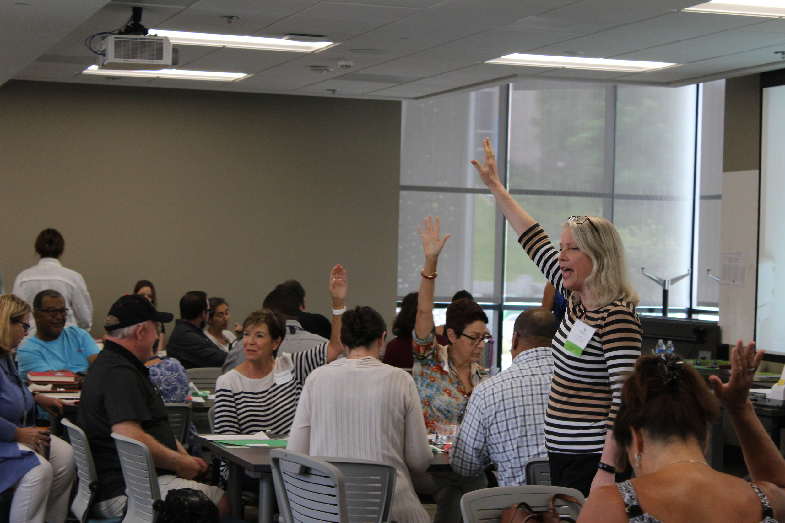 Adjunct Faculty Development Day, August 18, 2018