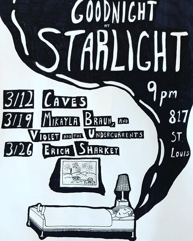 We're back!!! It's Tuesday again!!! This week we have one of my favorite people in the world, Adam Keil, showing off his crazy brain. Hope to see you there @starlight_nola