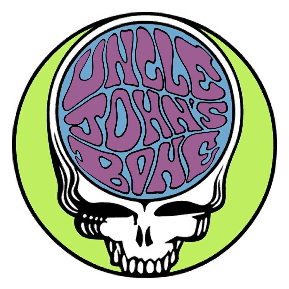 In-Kind Production Sponsor - Uncle John's Bone is a collective; a entity to act as a positive force of transcendence through music, arts, and culture. We act as a booking, hosting, production, and promotional company. We host events, manage artists and promote shows in the Southeast.