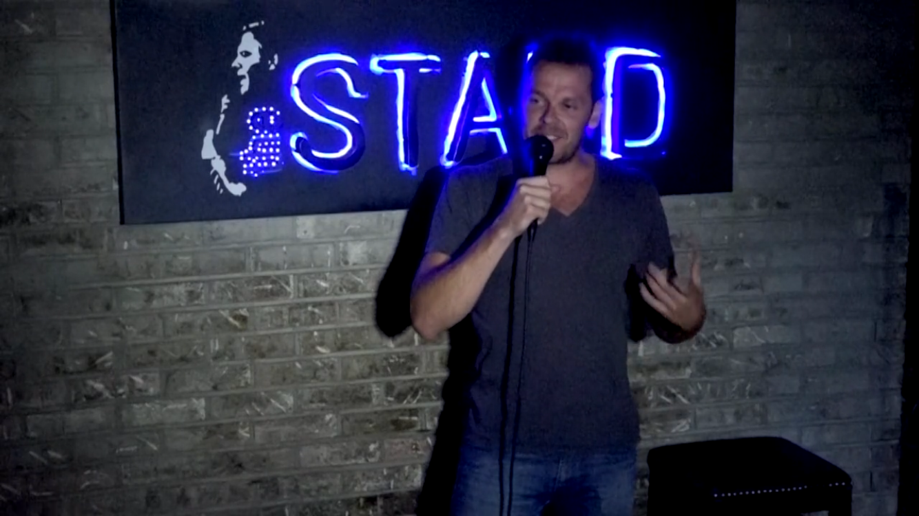 "Standup, Lesson One: Sometimes you and the audience have different definitions of ""funny."""