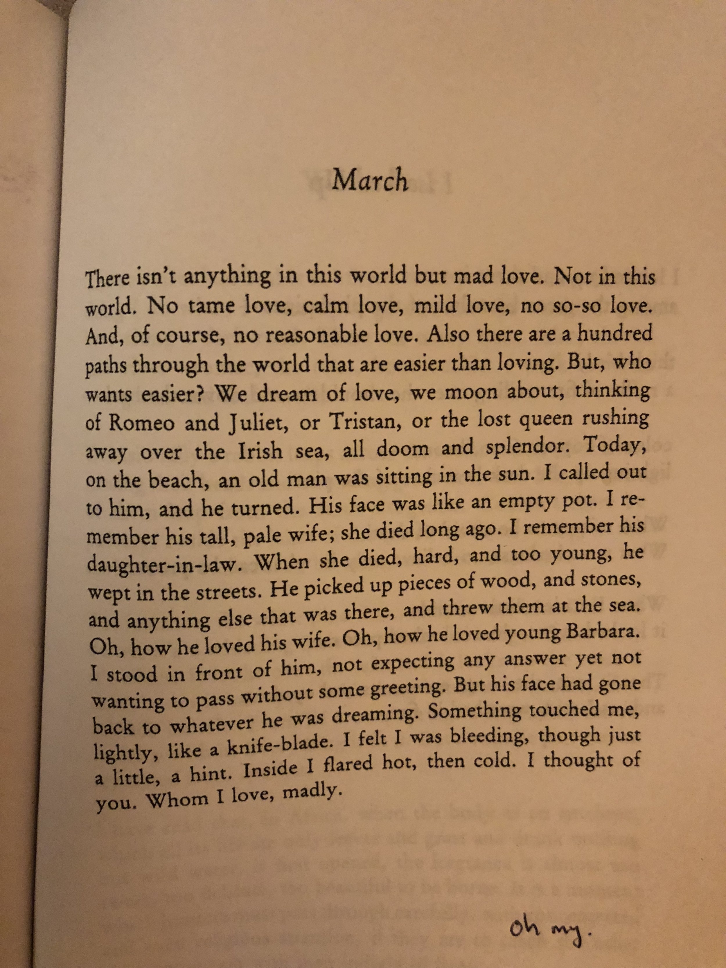 Mary Oliver - March.jpeg