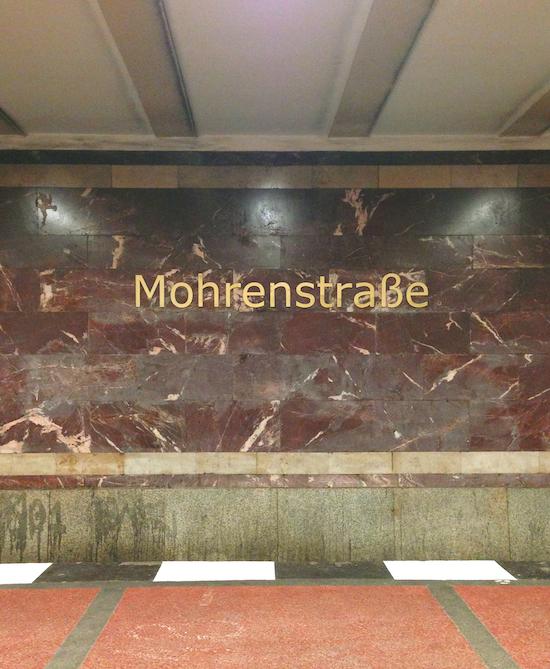 Mohenstrasse