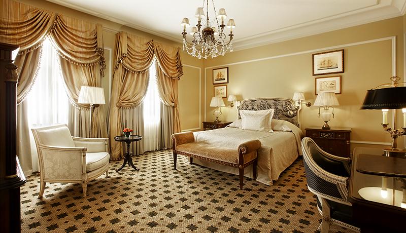 Hotel Grand Bretagne courtsey of Starwood.