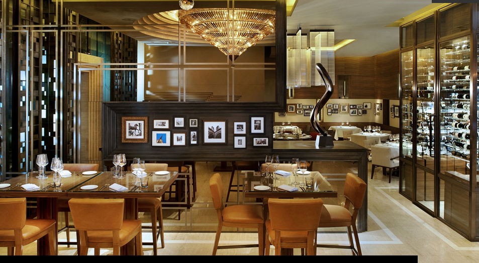 The St. Regis Bangkok' s Jojo,  Photo Credit: The St. Regis Bangkok