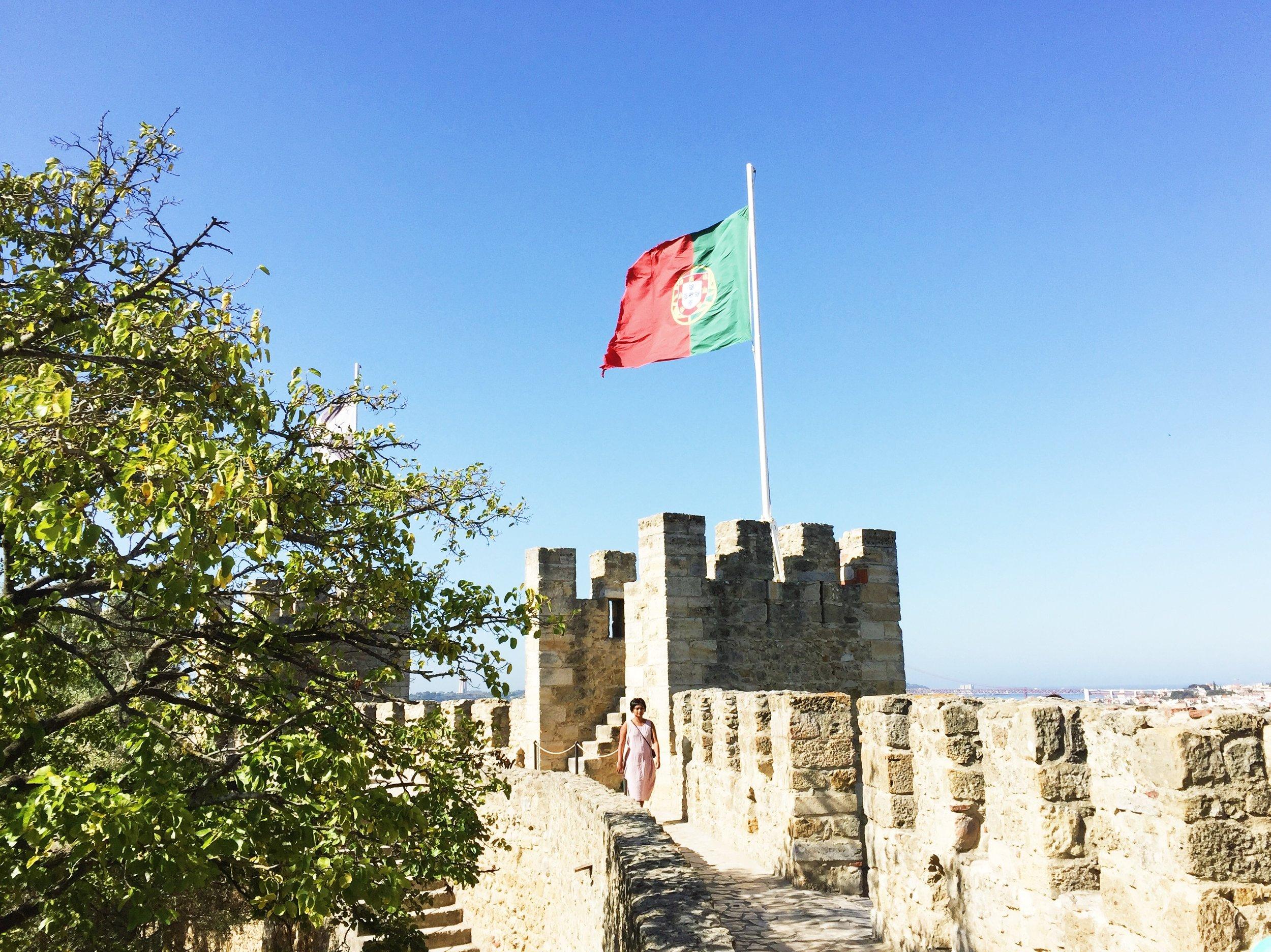 Castelo de Sao Jorge (Alfama)