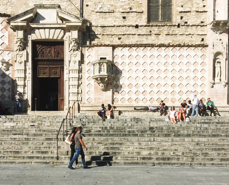 Perugia,  Photo Credit: Erica Firpo