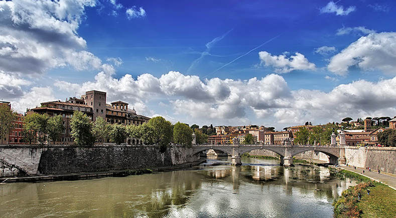 he Canvas That Is Rome. Credit: patrizio1948