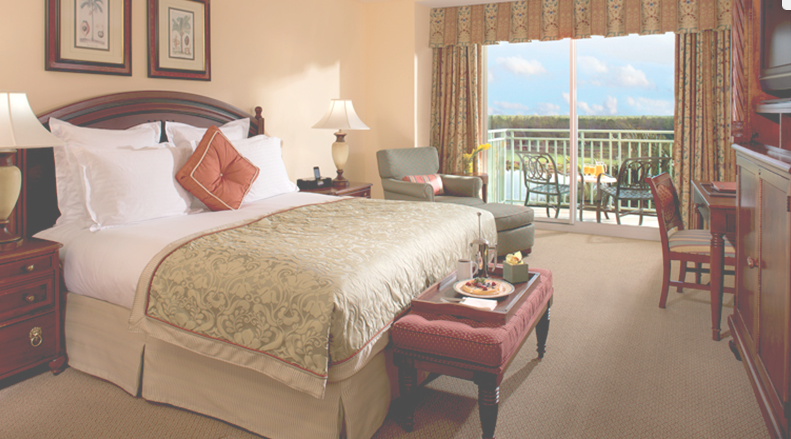 The Greens From Your Gorgeous Room.  Credit: The Ritz-Carlton Hotel Company LLC