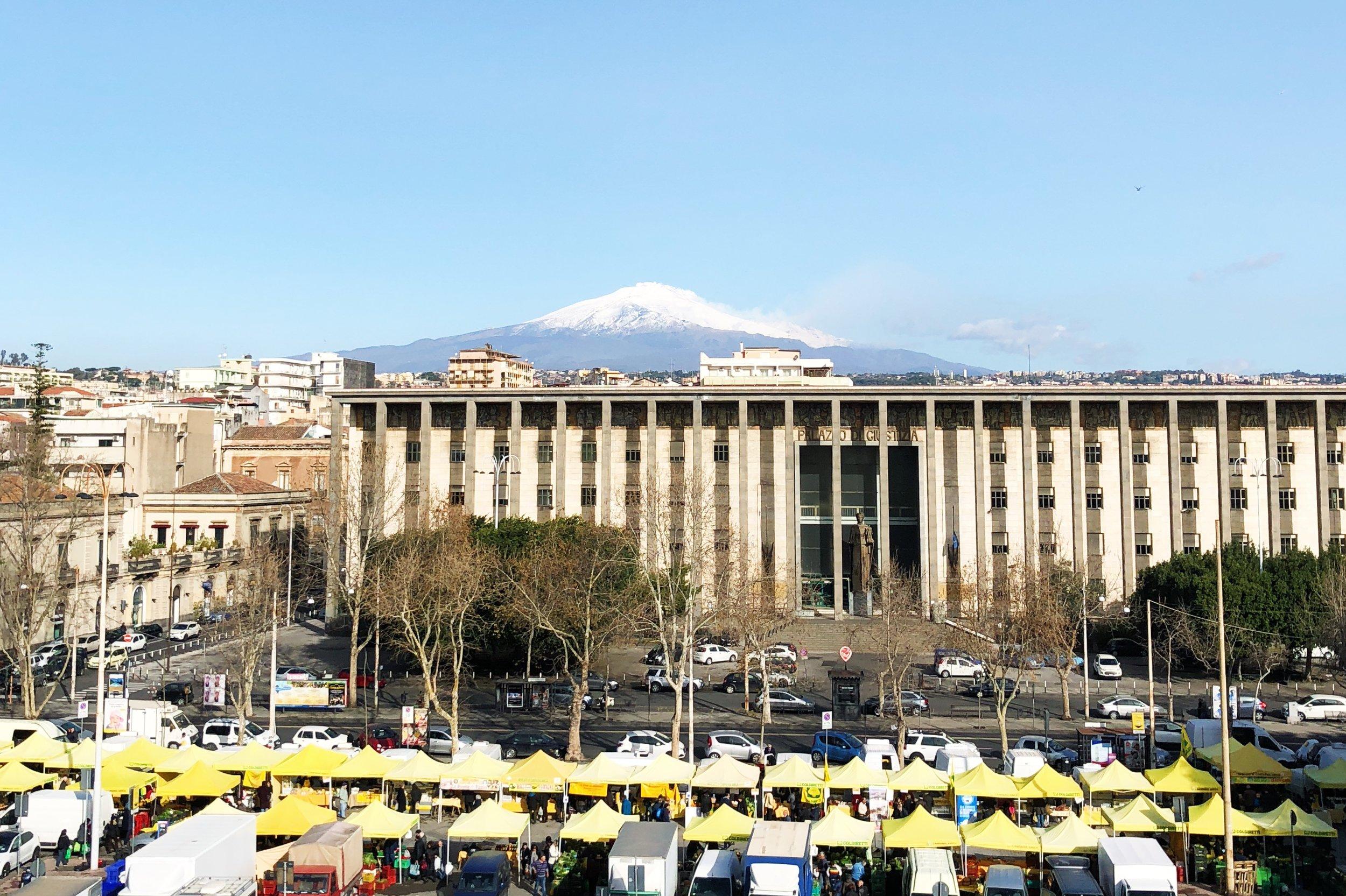 Hello, Etna.