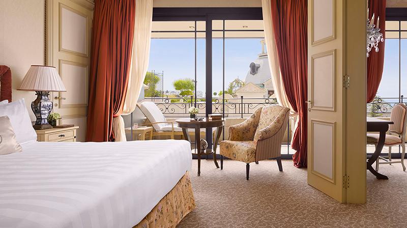 Hotel Metropole, Monte Carlo.Credit: Hotel Metropole, Monte Carlo