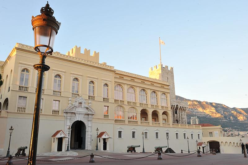 Palais Princier de Monaco.Credit: Monaco Government Communication Department