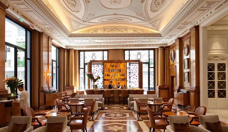 Caffè Parigi.  Credit: Palazzo Parigi Hotel & Grand Spa Milano