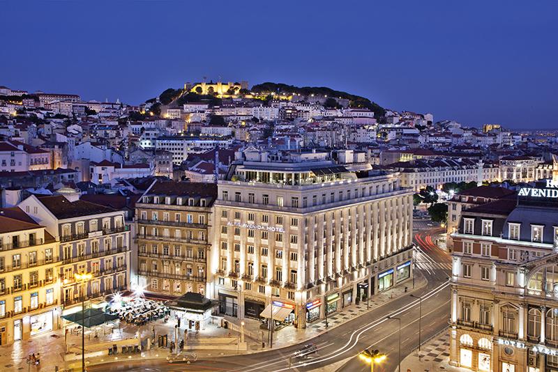 Altis Avenida Hotel.  Credit: Altis Hotels Group