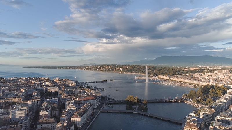 Le Richemond Genève.  Credit: Genève Tourisme