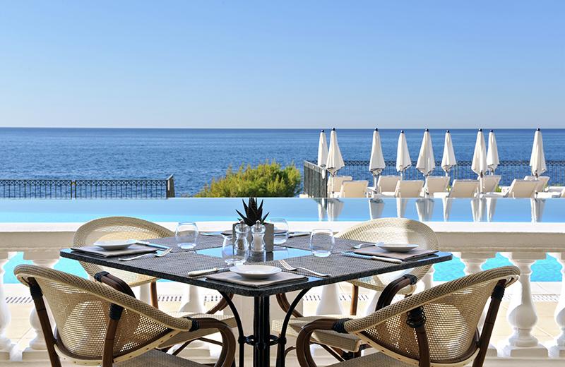 Grand Hotel du Cap Ferrat, France.  Credit: Manuel Zublena