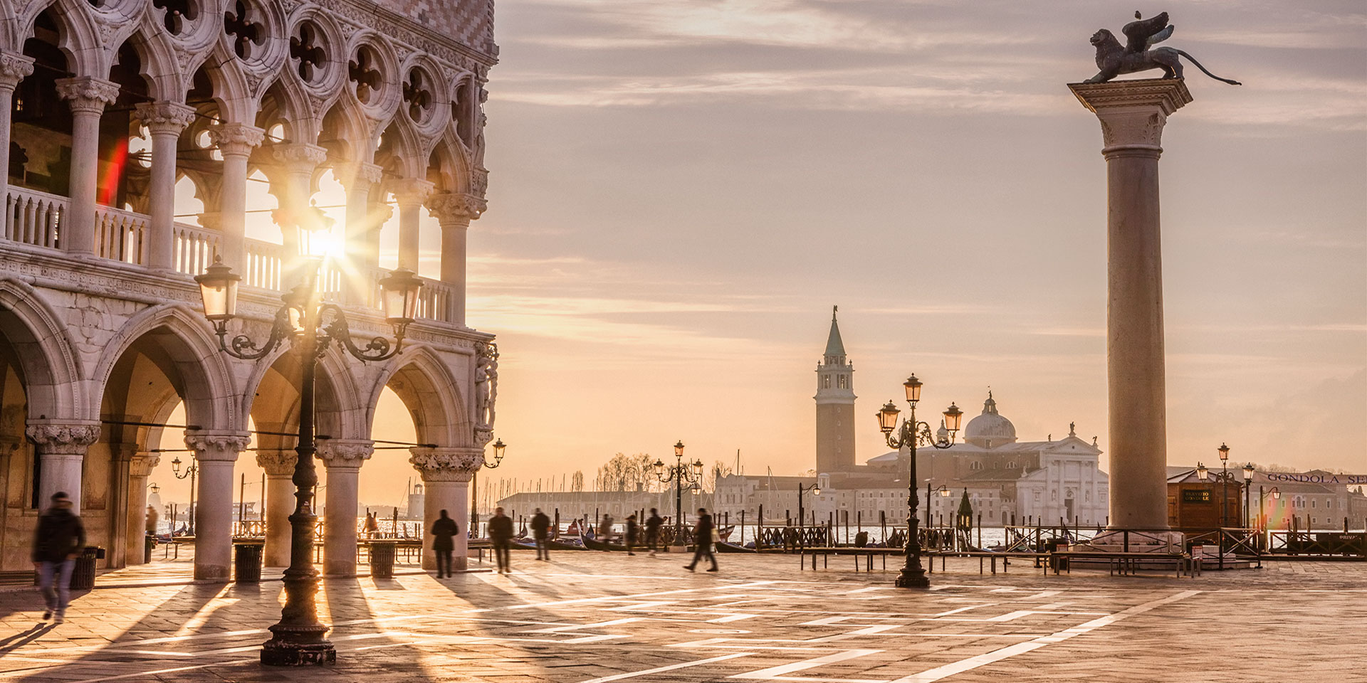 Visiting Piazza San Marco is a must. (Photo: Getty Images)