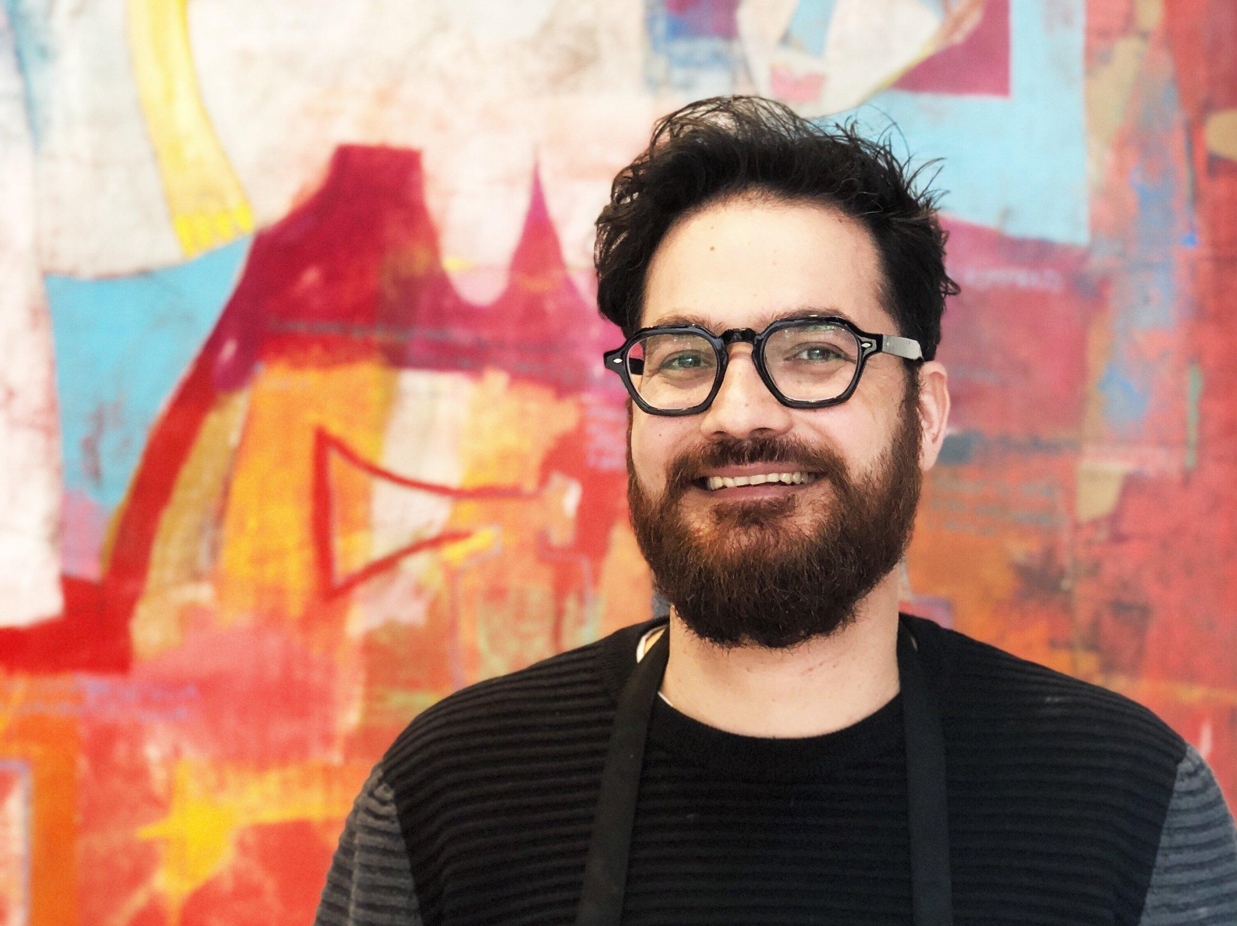 Chef Luciano Monosilio. Photo: Erica Firpo