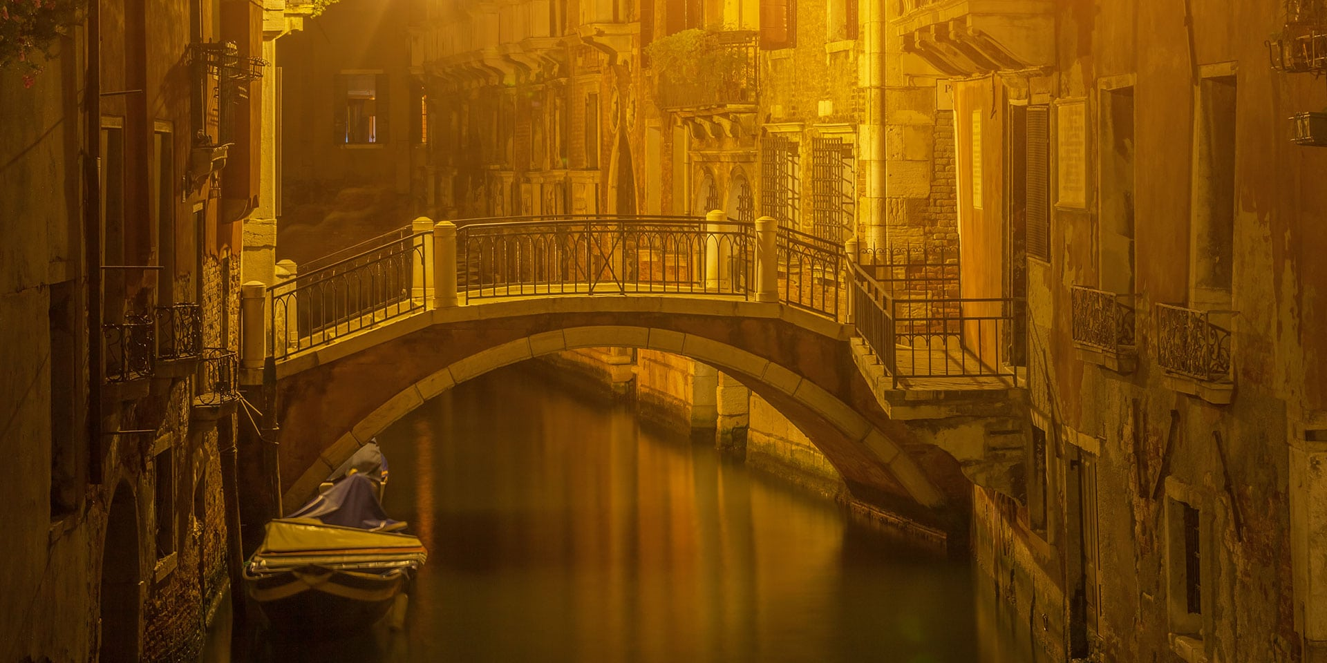 Unlock some of Venice's most mysterious legends. (Photo: Getty Images)