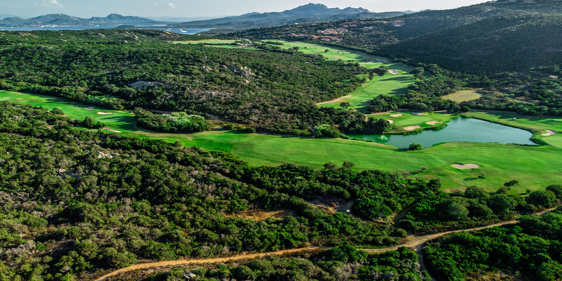 Stroll along trails or play a round of golf. (Photo: Marriott International)