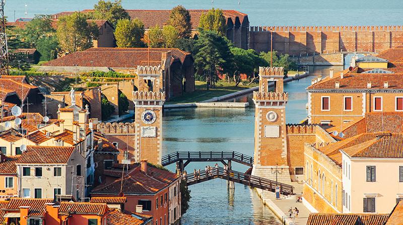 Venice.  Credit: Joseph Costa