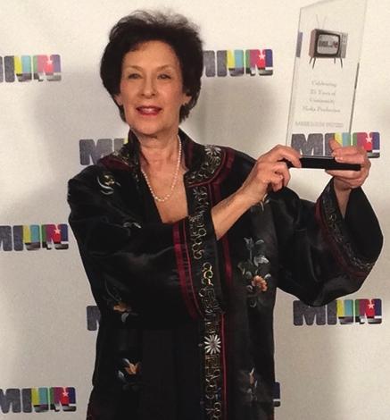 Honored from Manhattan neighborhood Network!