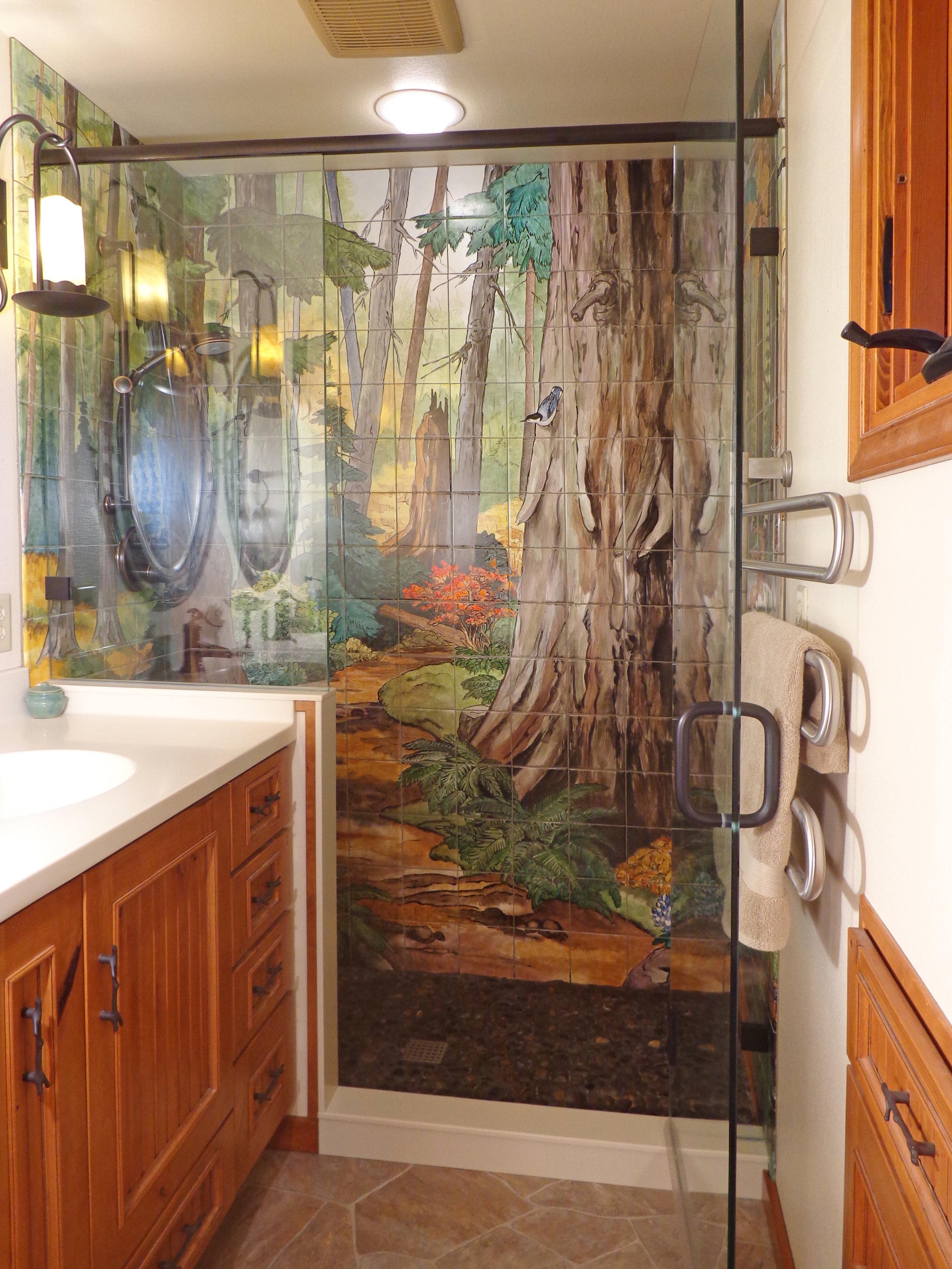 Forest Shower