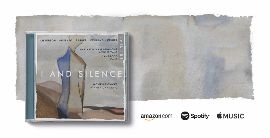 I and Silence album logo