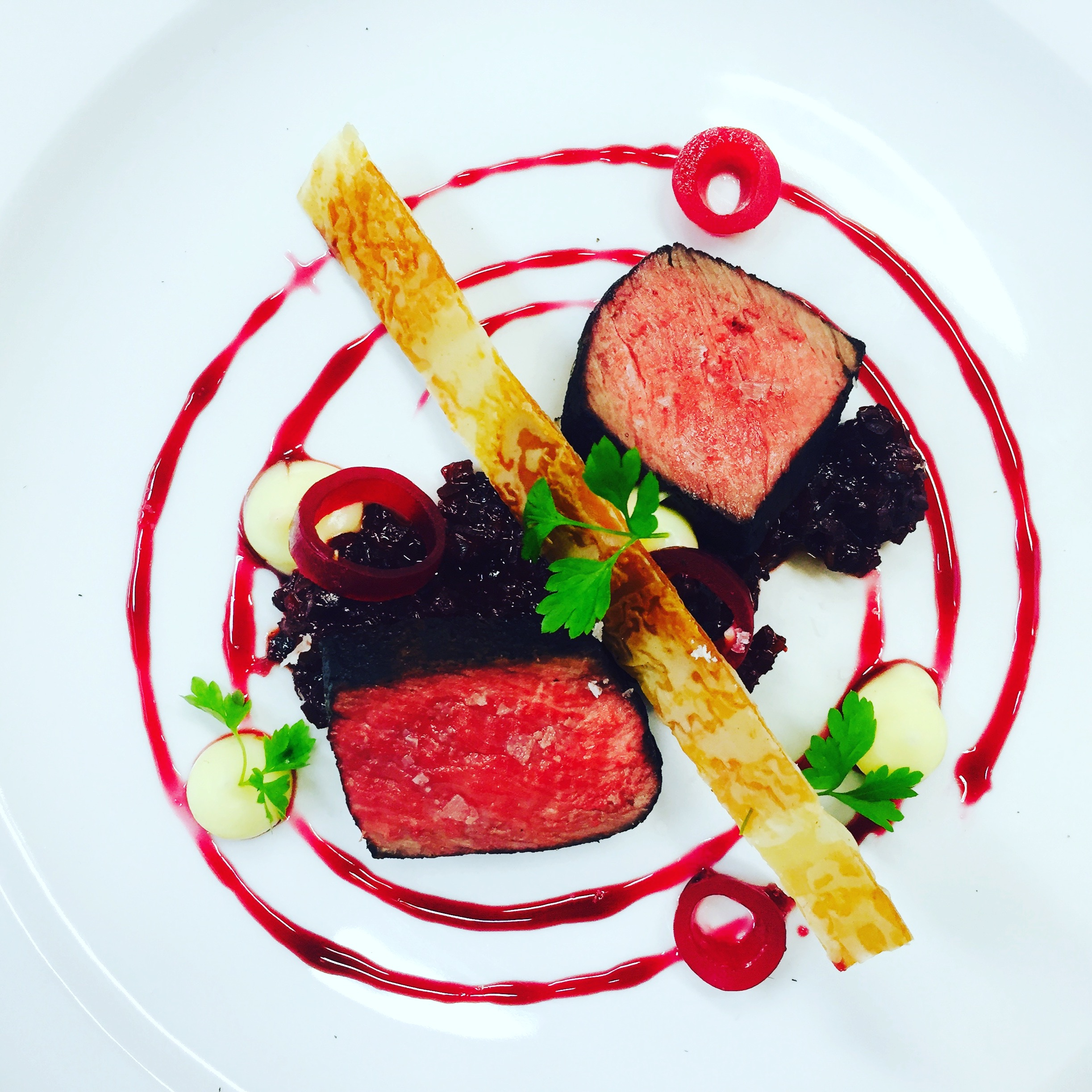 Venison Strip Loin
