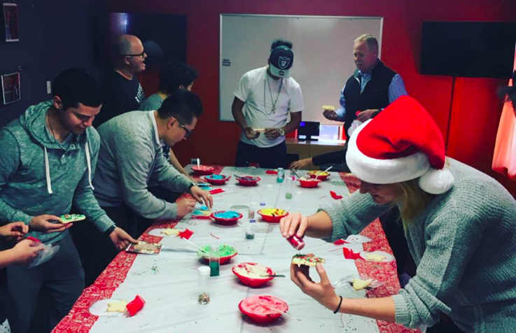 2017 Save Our Youth Christmas Party