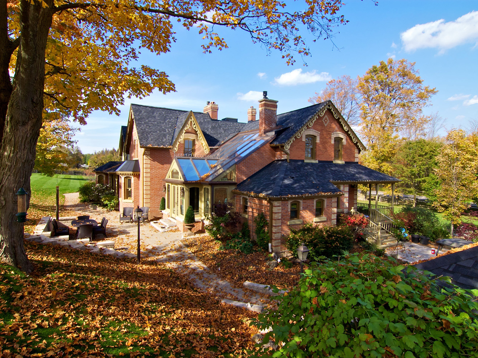 Wellington County Farmhouse  Fully Accessible Energy-Efficient Addition + Renovation