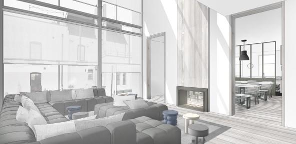 Interiors by Yabu Pushelberg