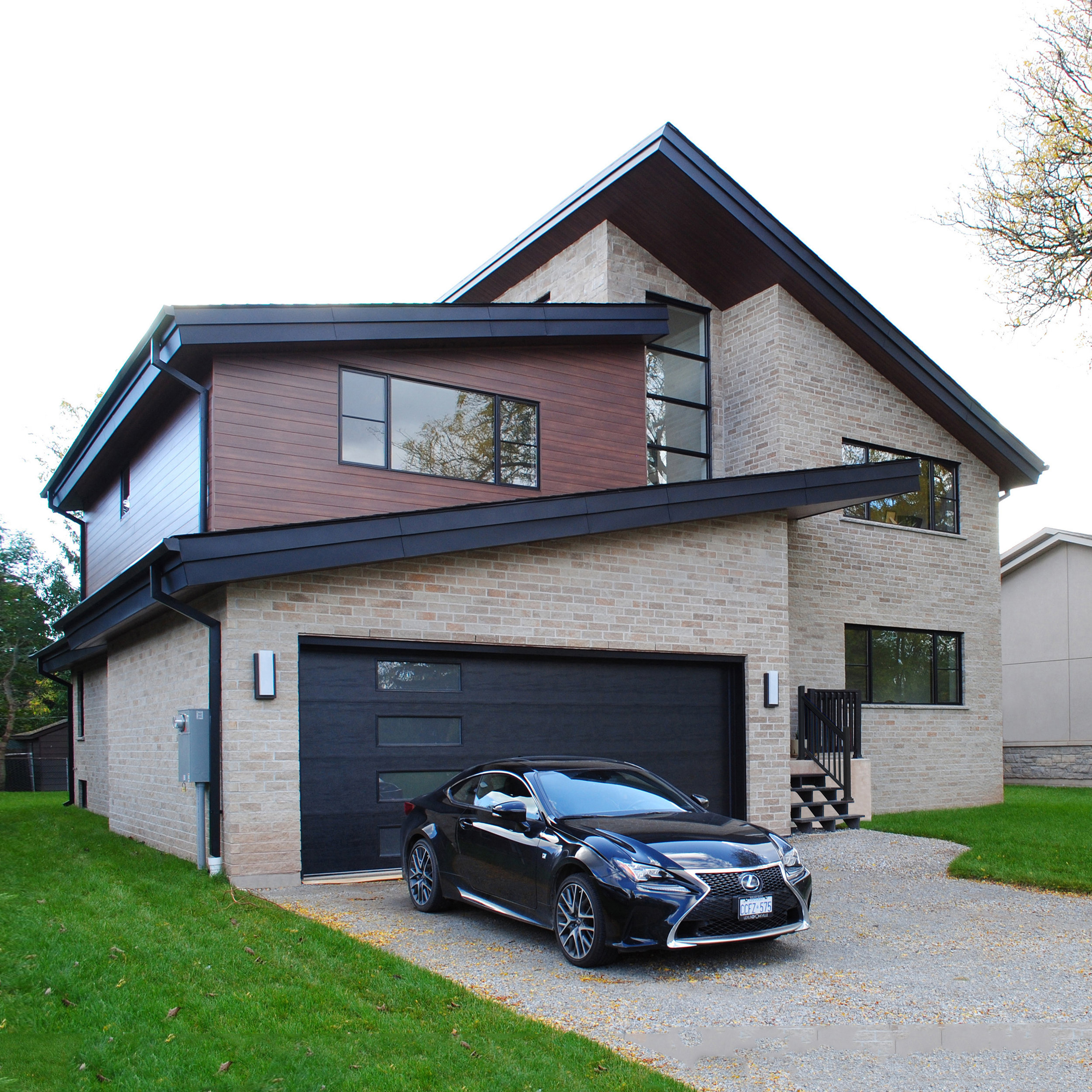 Sawyer Road  Contemporary New Build in Oakville