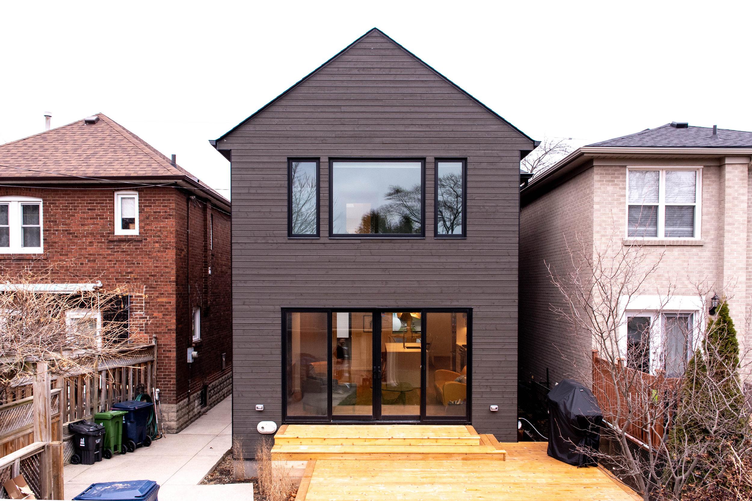 Ninth Street Home A Modern Rear Addition in Etobicoke