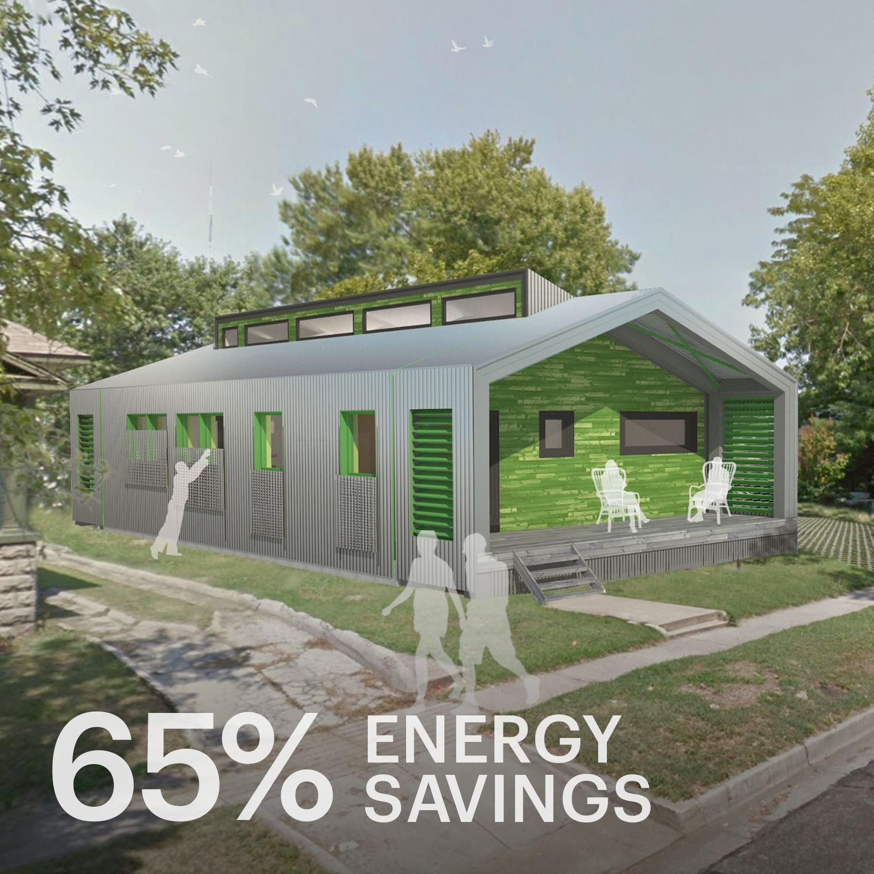 Joplin House  Tornado-resistant House for Missouri